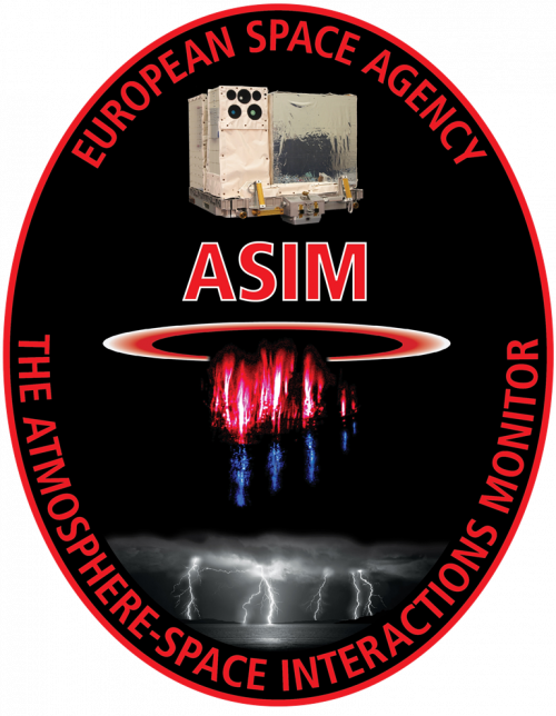 Danish ASIM experiment logo